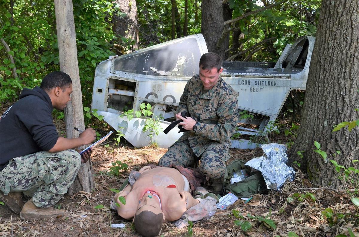 Combat casualty training
