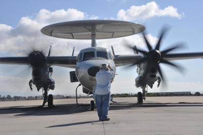 FRCSW, NSS to review E-2D Hawkeye PMI procedures