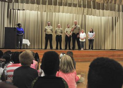 NAVAIR FCPOA donation brings elementary school closer to goal
