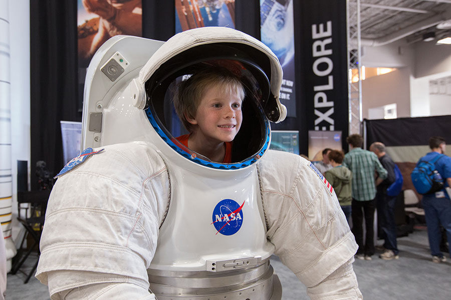 USA Science, Engineering Festival is back at the D.C. Convention Center