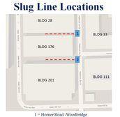 Navy Yard Establishes Slug Lines for Commuters