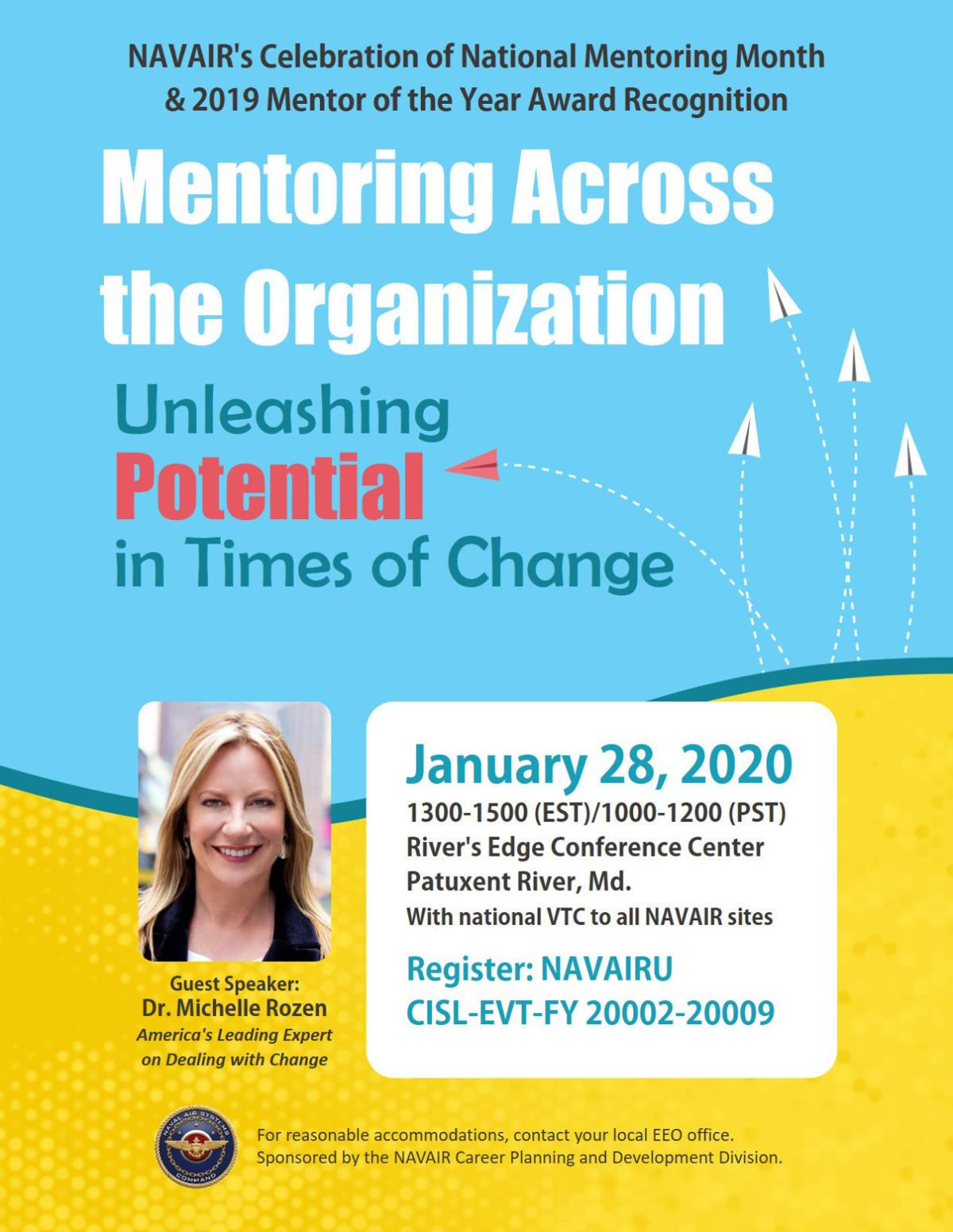 National Mentoring Month Event