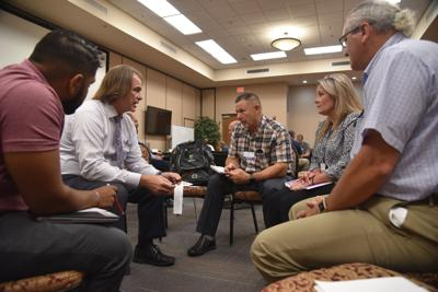 Hiring managers emphasize preparation, practice