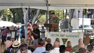 FRCSW marks 100 years of naval aviation MRO excellence