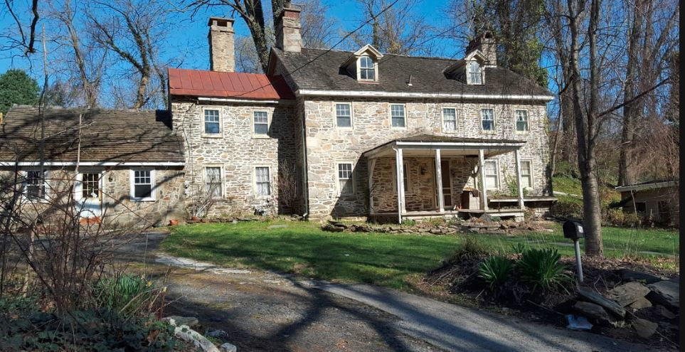 Retired teacher brings new life into historic Haverford house