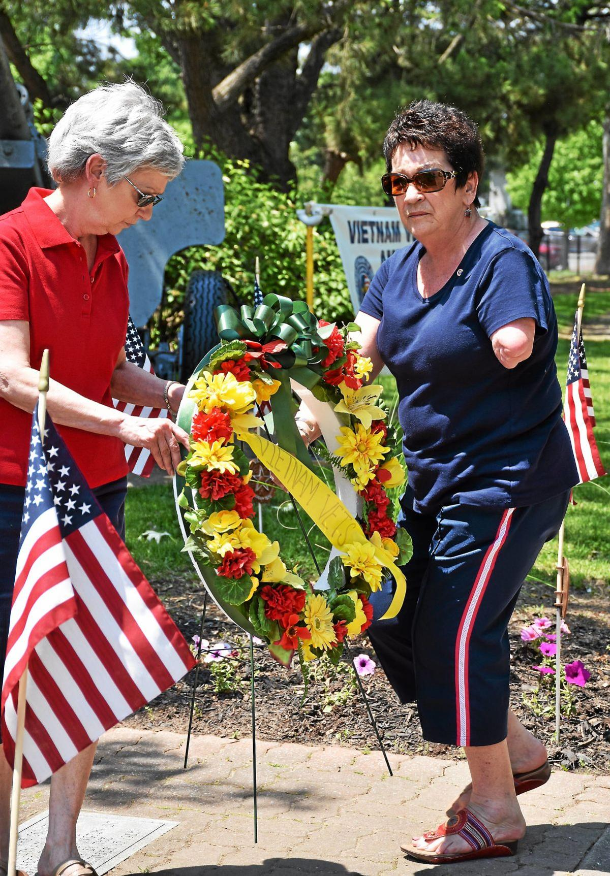 Remembering Delco's Vietnam veterans in Marcus Hook