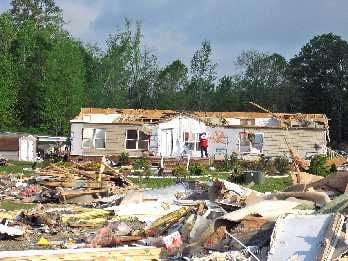 Delco residents lend help following N.C. tornadoes (With Video)