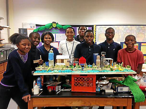 Delaware County schools to participate in weekend's Future City Competition