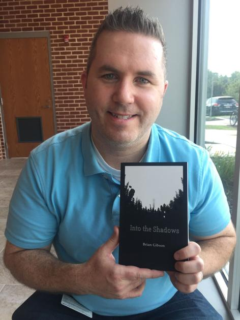 Ridley man publishes young adult fiction book 'Into the Shadows'