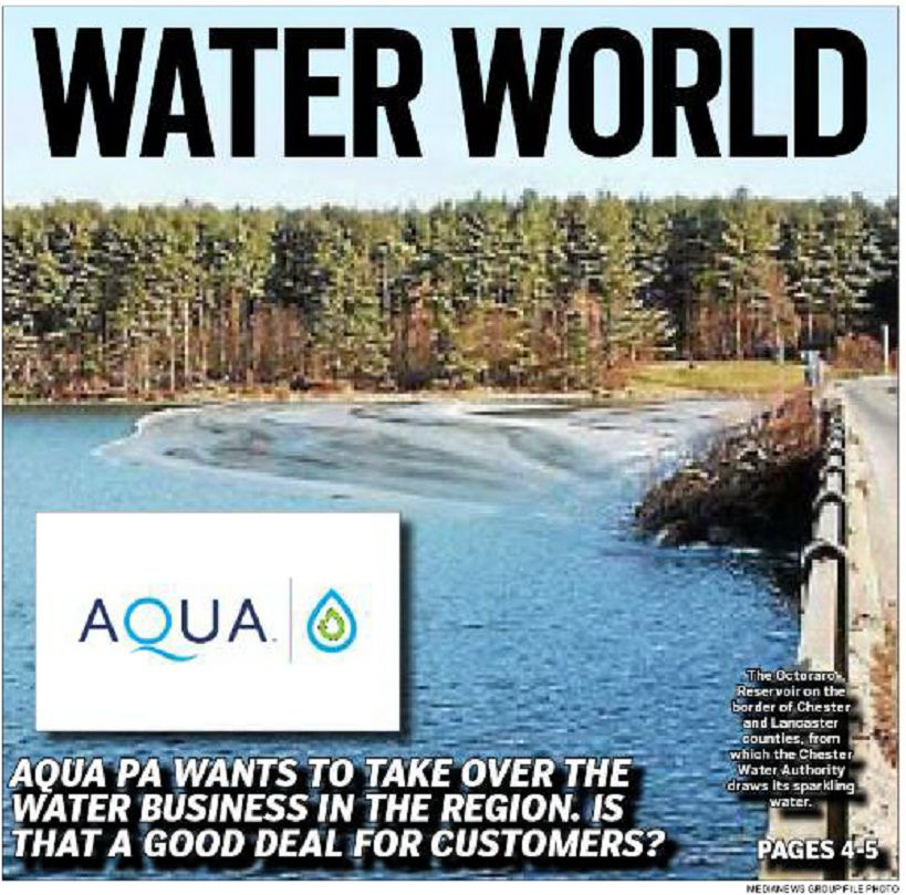 Water World: Is water company consolidation a good deal for
