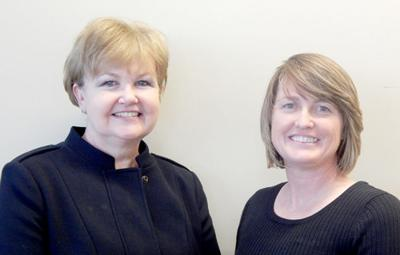 Delta's Alpine Bank welcomes Barbara Wolfe, Tammy Anderson