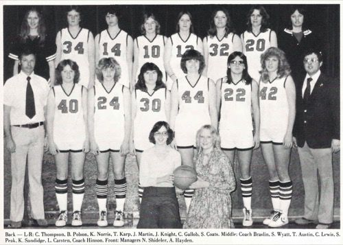 PHS girls basketball alumnae to take court in support of their teammate