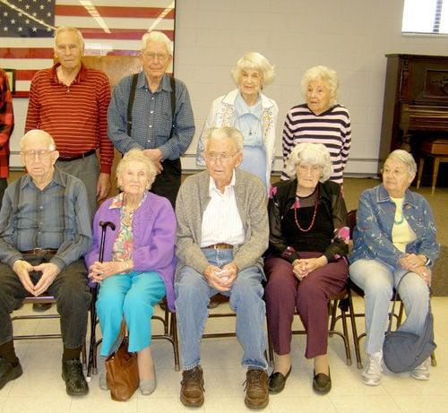 Senior citizens are honored