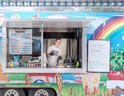 Cedaredge 20-year-old launches food truck