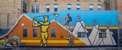 Darin's Mural