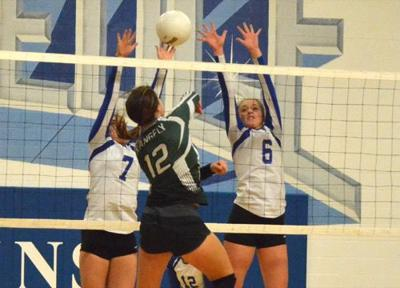 Bruins volleyball on verge of leading WSL