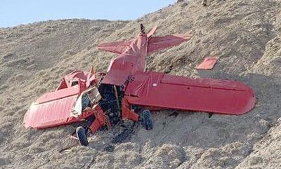 Plane crash 9.17.21