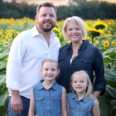 Matt Heyn and family