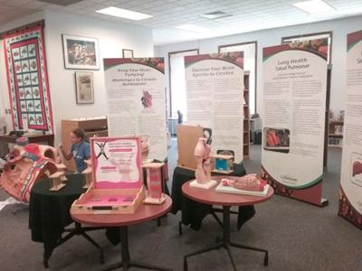 Library program provides incentives for healthy choices