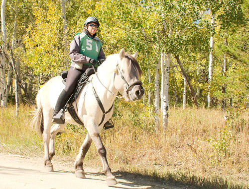 Local trail riders earn top honors