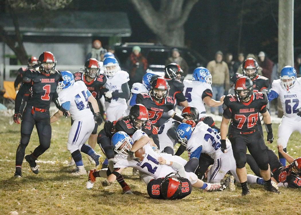 Cedaredge High School football