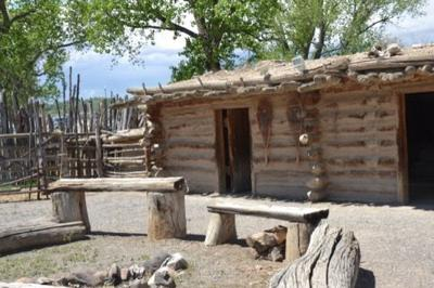 Fort Uncompahgre is open
