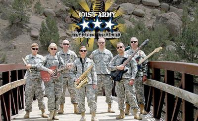 Army Band to play in Cedaredge, Montrose
