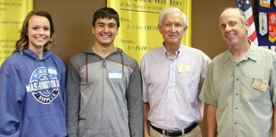Rotary camp teaches leadership