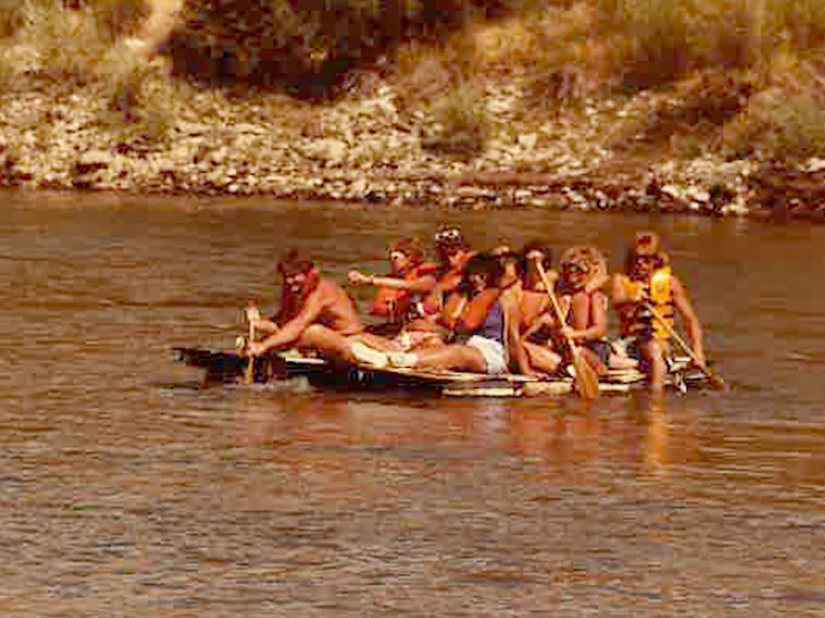 Crazy Raft Race 2