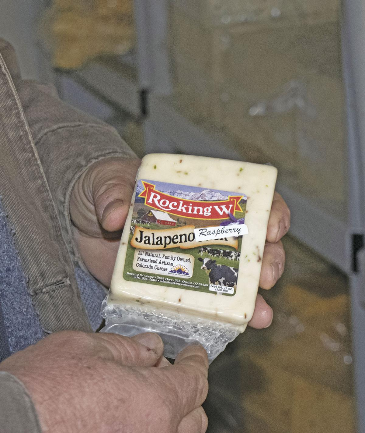 Rocking W Cheese