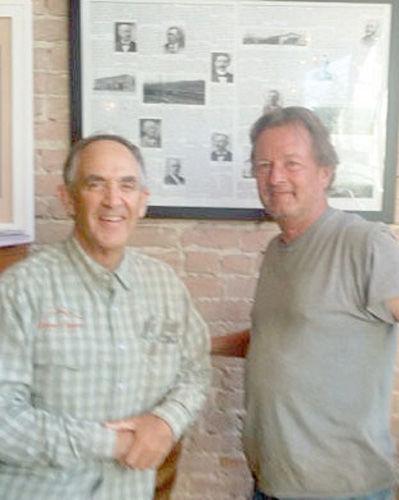 Unexpected reunion for Hotchkiss pioneer descendants