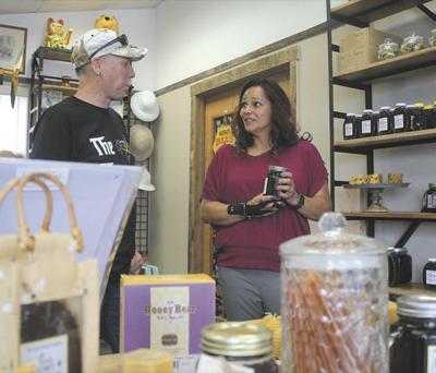 Beekeepers open shop in North Delta
