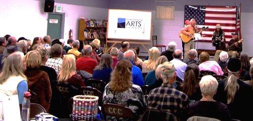 Arts center touted as a 'dream come true'