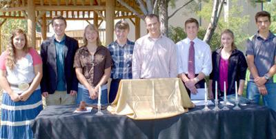 Vision Charter NHS inducts new members