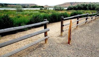 Vandalism, theft occur at Fruitgrowers Reservoir