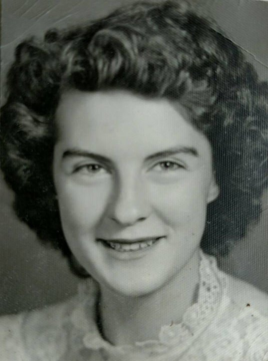 Velda Bernice McCabe Mangan