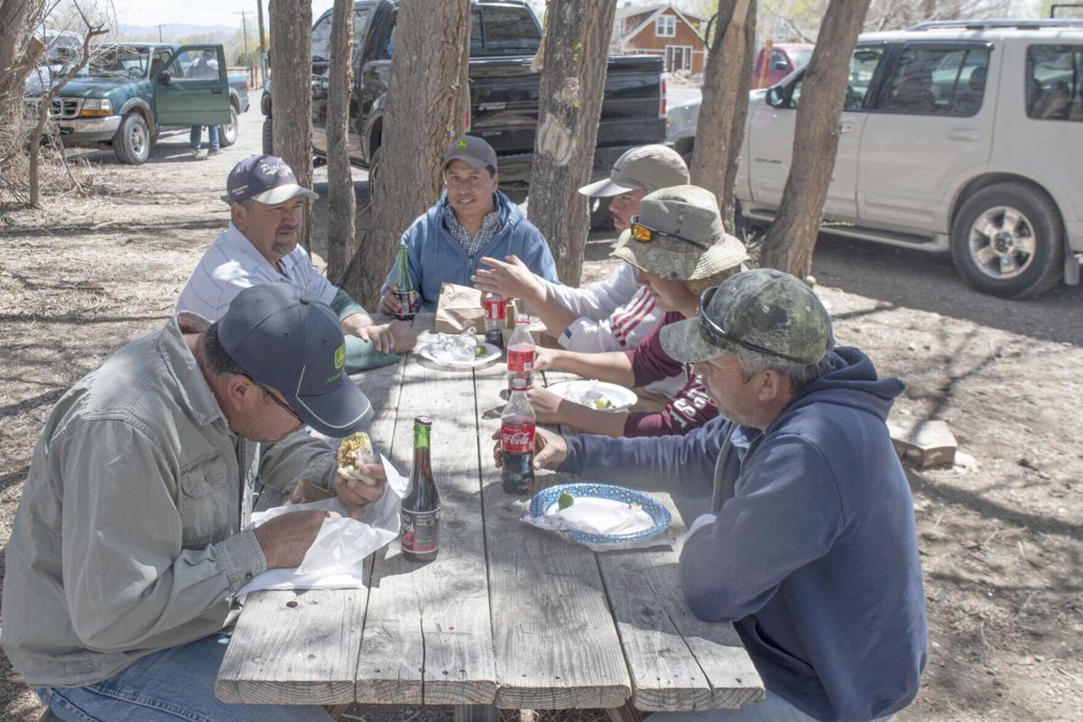 Lunch in the cornfields: El Carreta del Sabor is back