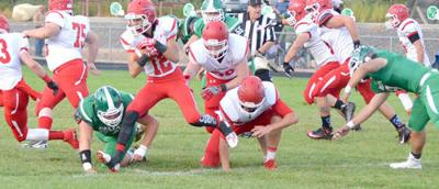 Delta gridders rout Moffat County 50-13
