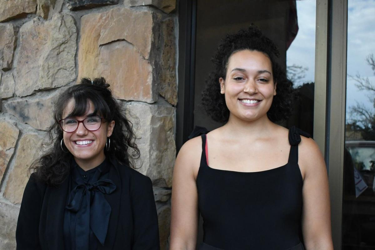 Racial Justice -Marisa Edmondson and Jordan Evans