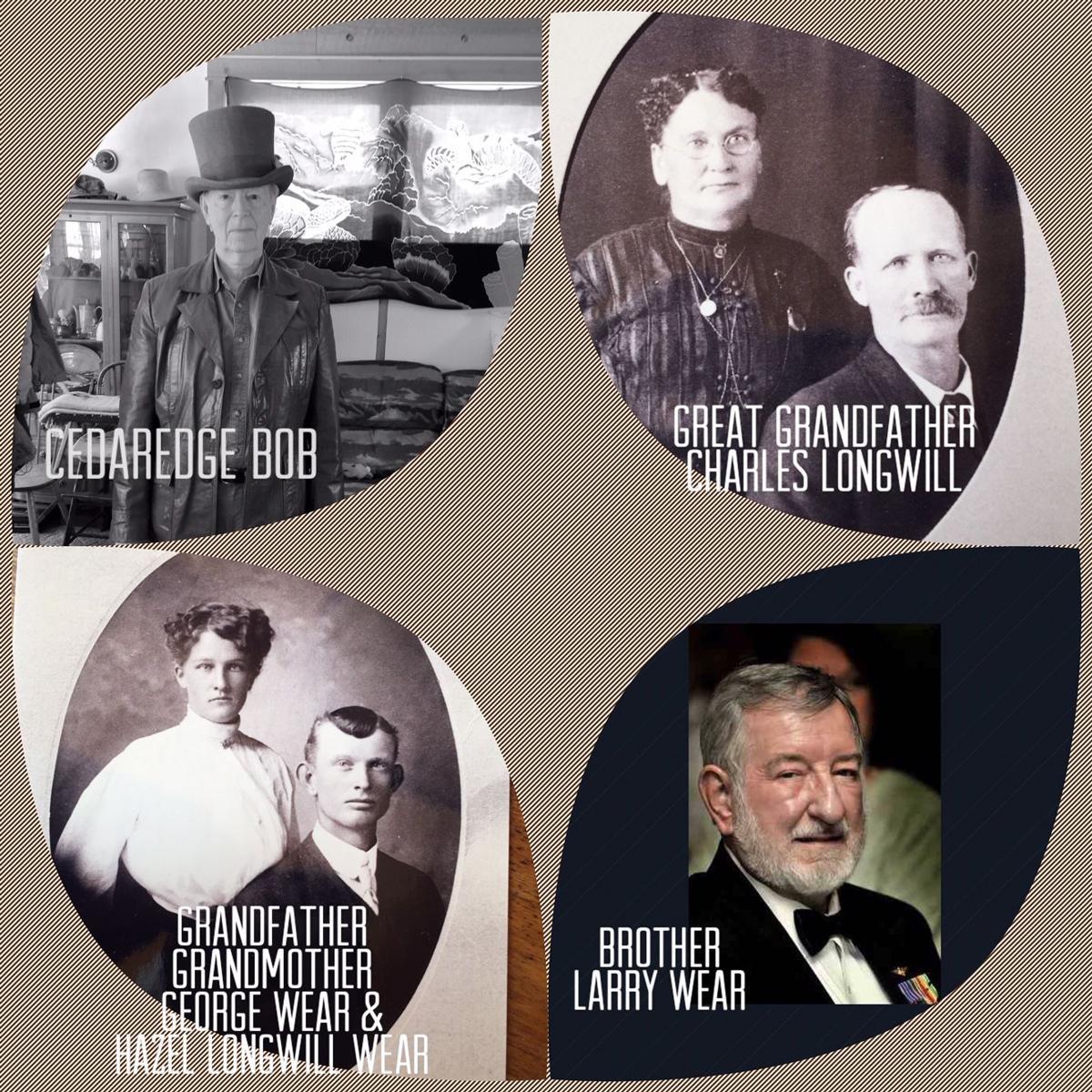 Bob Wear family