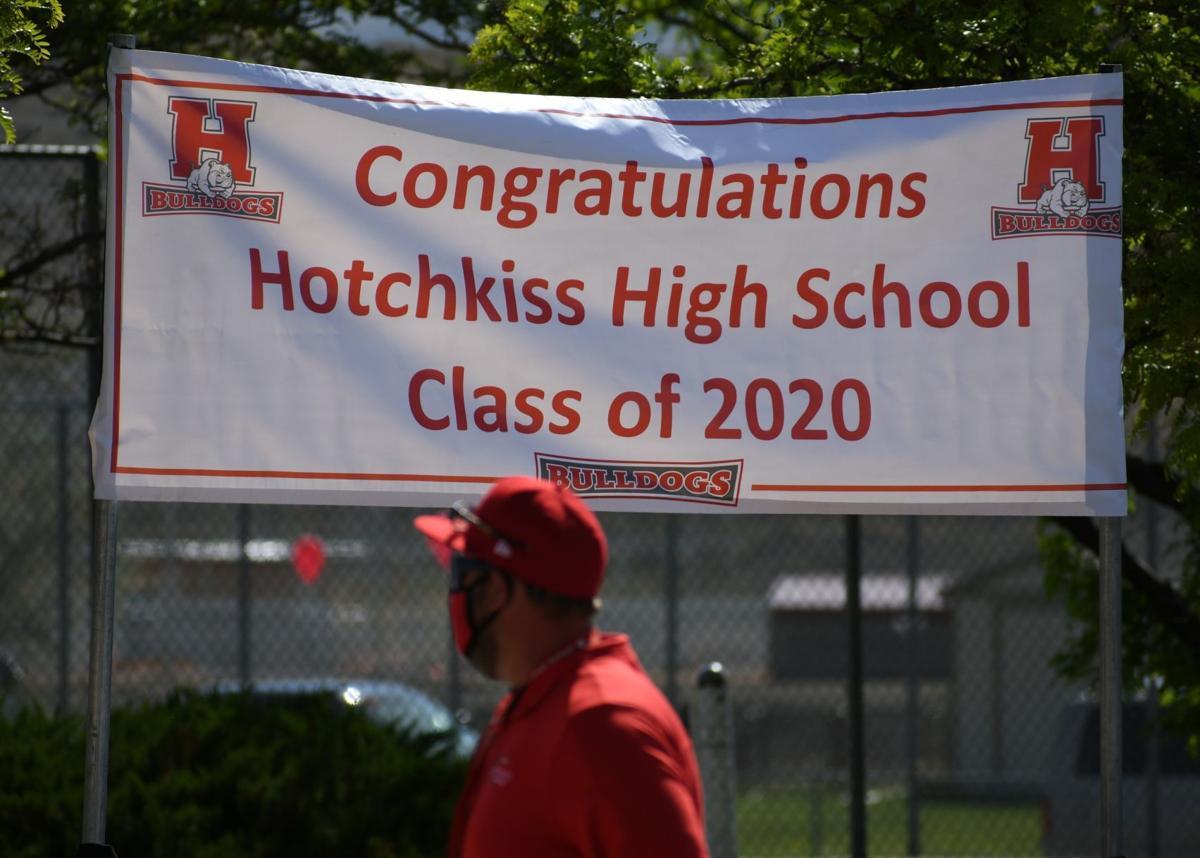 Hotchkiss High School Graduation 2020