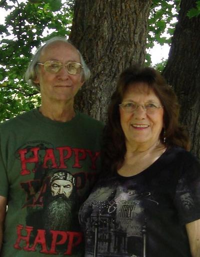 Robert and Ellen Rice