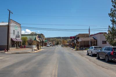 Cedaredge Main Street