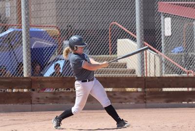Delta High School softball