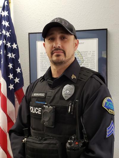 Sergeant Jake Hernandez, CPD