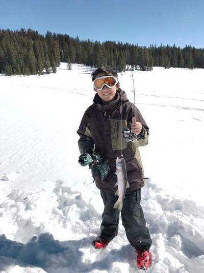 Crawford Ice Fishing
