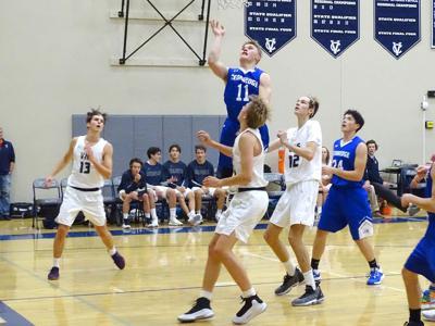 Cedaredge High School boys basketball