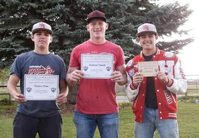 Area baseball players receive honors; Pene WSL Player of the Year
