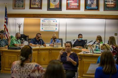 Delta City Council, Oct. 20, 2020