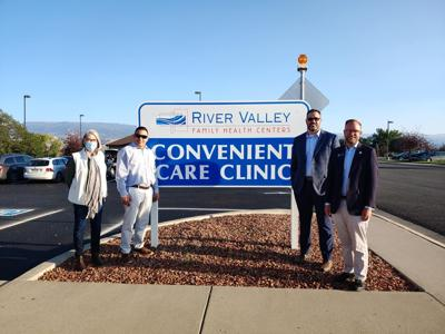 River Valley Family Health racks up federal honors, highlighting commitment to care-access